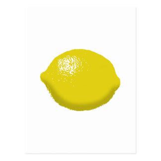 Lemon: Postcard
