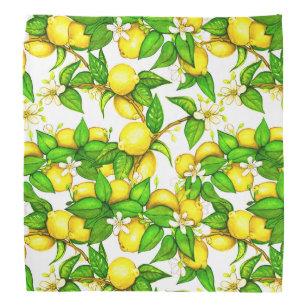 d91f00bbb Lemon Bandanas   Handkerchiefs