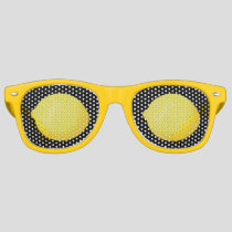 Lemon Retro Sunglasses
