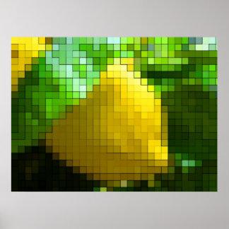 Lemon shine poster