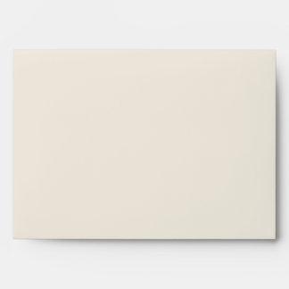 Lemon Slice A7 Greeting Card Envelope