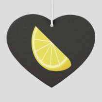 Lemon Slice Air Freshener