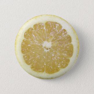Lemon Slice Button