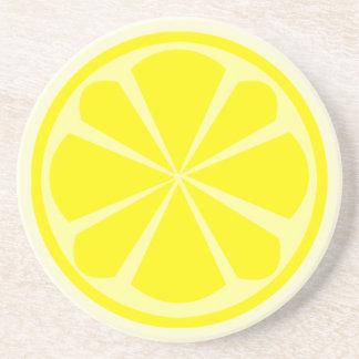 Lemon Slice Coaster