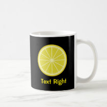 Lemon Slice Coffee Mug