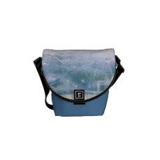Lemon Slice Courier Bag