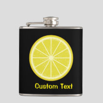Lemon Slice Flask