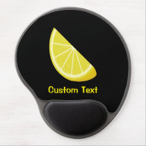 Lemon Slice Gel Mouse Pad