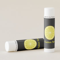 Lemon Slice Lip Balm