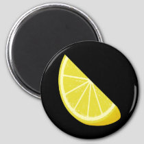 Lemon Slice Magnet