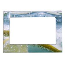 Lemon Slice Magnetic Photo Frame