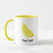 Lemon Slice Mug