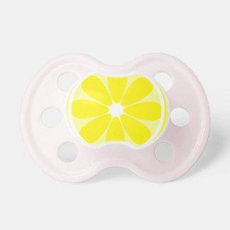 Lemon Slice Pacifier
