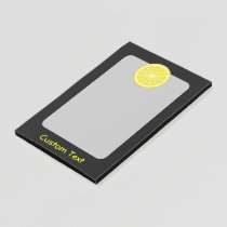 Lemon Slice Post-it Notes