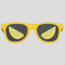 Lemon Slice Retro Sunglasses