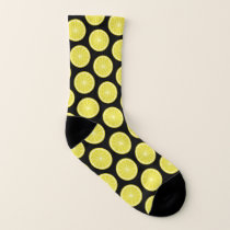 Lemon Slice Socks