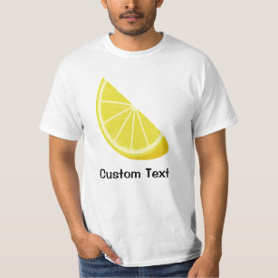 4bc9a9a86b37 Lemon T-Shirts - T-Shirt Design & Printing | Zazzle
