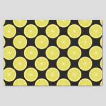 Lemon Slice Tissue Paper