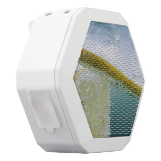 Lemon Slice White Bluetooth Speaker