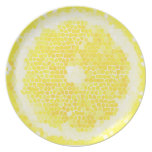 Lemon Sliced Dinner Plate