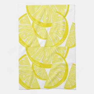 Lemon Slices American MoJo Towel