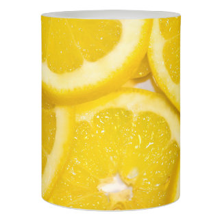 Lemon Slices Flameless Candle