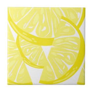 Lemon Slices Kitchen Tile
