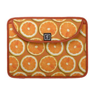 Lemon Slices Pattern MacBook Pro Sleeve