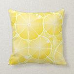 Lemon Slices Pillow