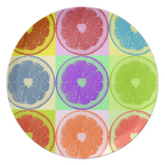 Lemon Slices Plates