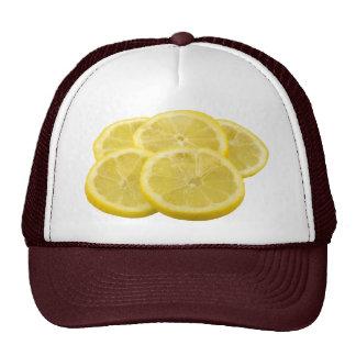 Lemon Slices Trucker Hats