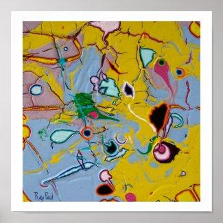 Lemon Squared print