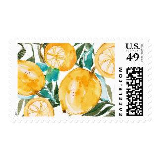 Lemon Stamp
