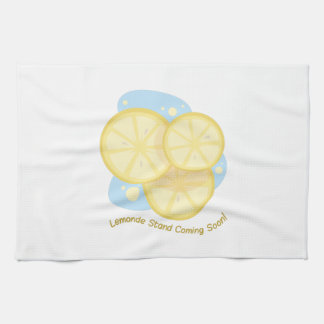 Lemon Stand Kitchen Towels