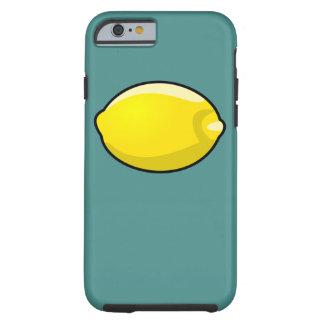 Lemon Tough iPhone 6 Case