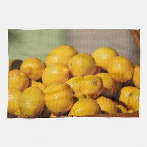 Lemon Towel