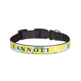 Lemon Tree Dog Collar
