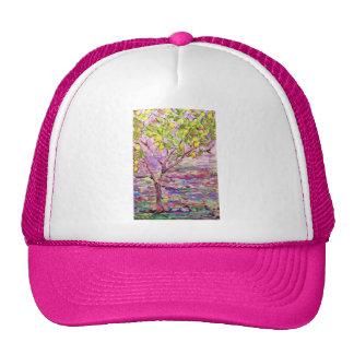 lemon tree gardeners cap trucker hat
