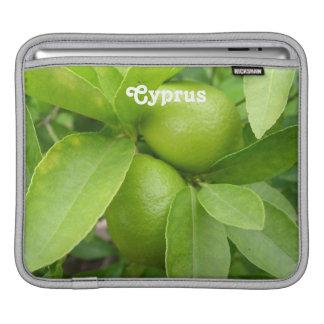Lemon Tree iPad Sleeves