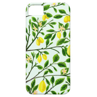 Lemon Tree Print iPhone 5 / 5S Case