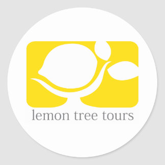 Lemon Tree Stickers