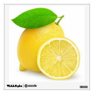 Lemon Wall Decal