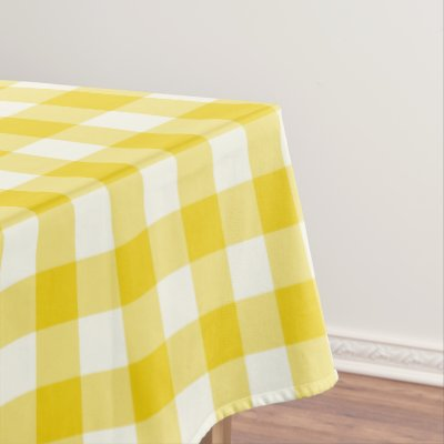 Lemon Square Bar Pastry Dessert Bake Sale Bakery Tablecloth | Zazzle.com