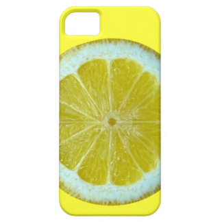 Lemon Yellow iPhone5 Case
