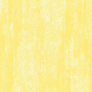 Lemon Yellow Paint Effect Wood Wall Art