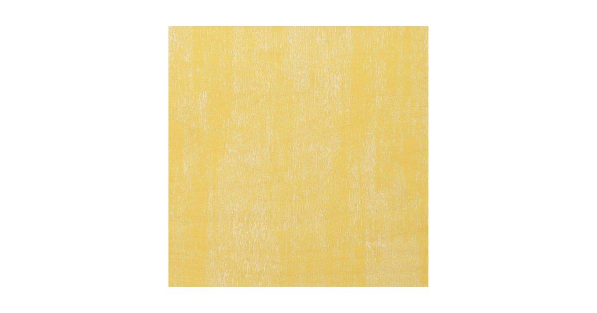 lemon yellow paint effect wood wall art zazzle