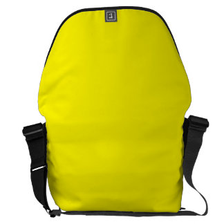 LEMON YELLOW (solid fruity color) ~ Courier Bags