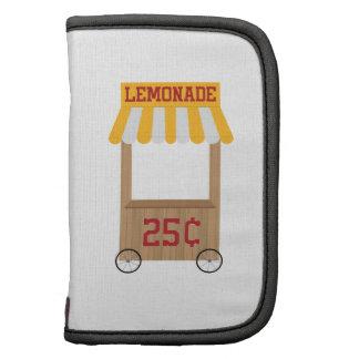 Lemonade 25c planners