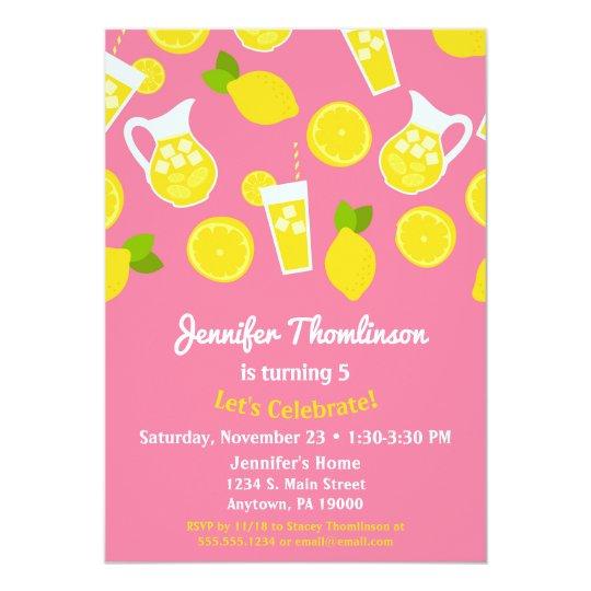 Girls 11th Birthday Party Invitations Announcements – 11th Birthday Party Invitations
