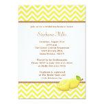Lemonade Bridal Shower Invitation